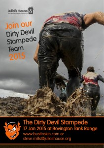 Dirty Devil Stampede